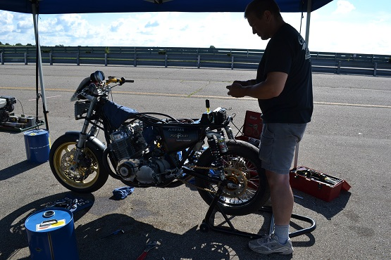 Honda 750 Engine Parts