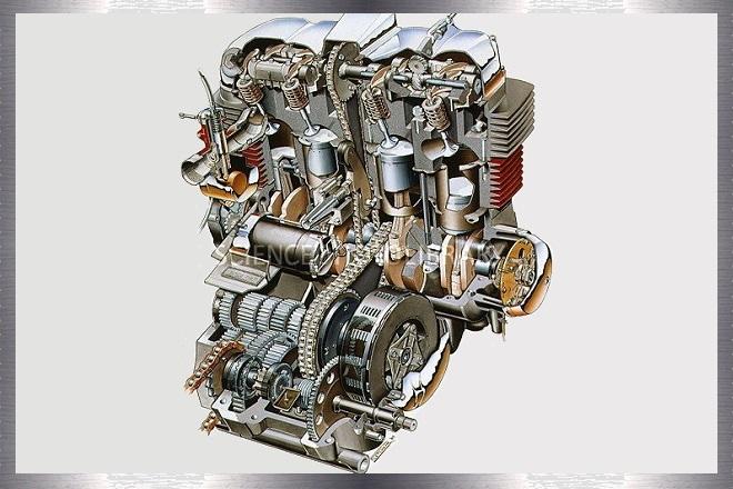 1978 Honda Cb750 Engine Schematic - Complete Wiring Diagrams •