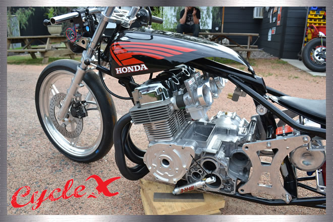 Cycle Exchange - Cycle X - Honda 750 Chopper Specialists
