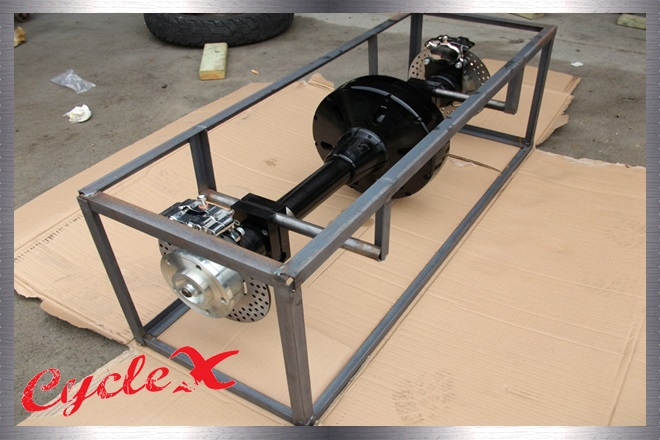 frame and rear end price call for price and availability